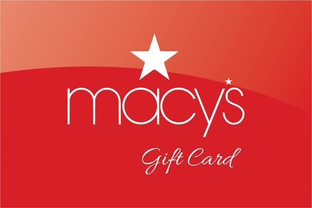 Macy Gift Card
